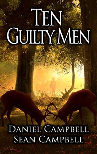 book cover of Ten Guilty Men