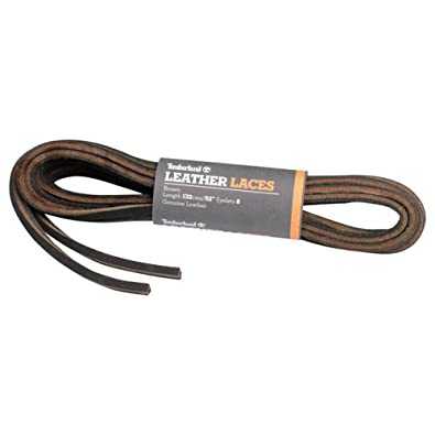 Timberland Rawhide Replacement Laces 44-inch (112cm) - Seaweed (Brown)