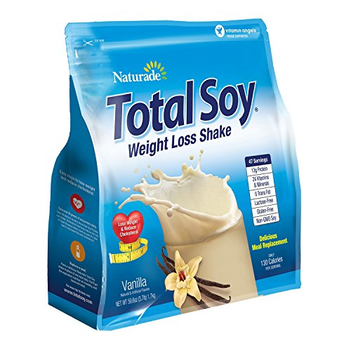 (Total Soy-Naturade Soy Meal Replacement New Formula, 59.58oz Vanilla Flavor)