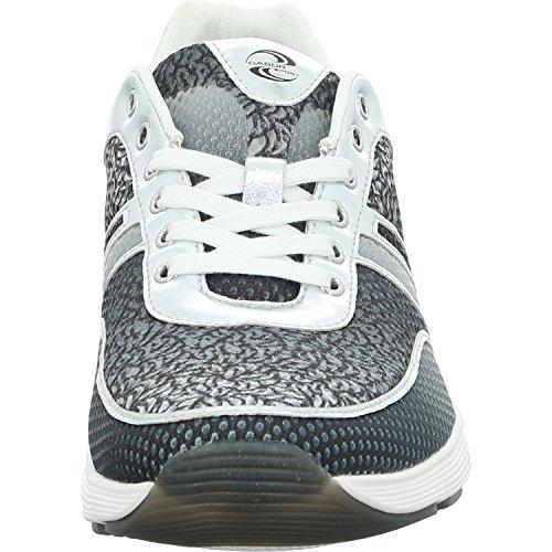 Grau 40 64 Gabor Ice 38 sportiva Sneaker 5 49 Donne grigio 5 Kombi 40 37 38 303 39 Kombi qfpR56