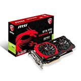 MSI GeForce 4GB 256-Bit GDDR5 Graphics Card