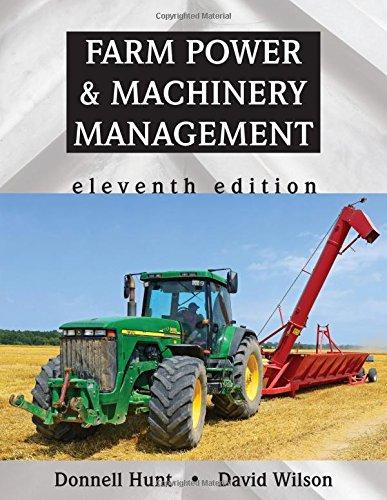 Farm Power & Machinery Management