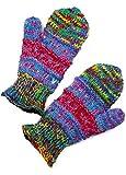 TCG Women's Hand Knit Wool Str
