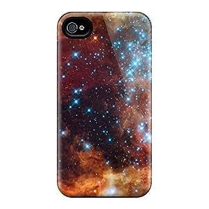 linJUN FENGAbrahamcc Premium Protective Hard Case For Iphone 4/4s- Nice Design - Tarantula Nebula