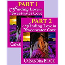 Finding Love in Sweetwater Cove -- BUNDLE (Parts 1 and 2): Multicultural Romance
