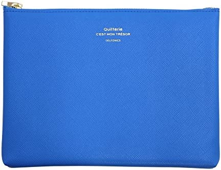Quitterie Multifunctional pouch size M QR10 LIGHT GREEN DELFONICS