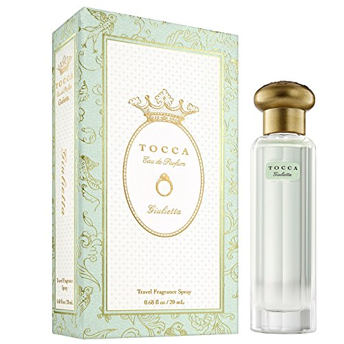 Quilt Tocca Travel Fragrance Spray Giulietta, 0.68 Oz