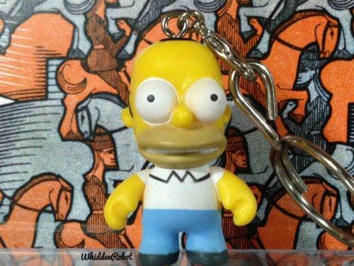 - Kidrobot Simpsons Homer 1.5