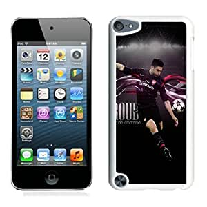 Durable Case Olivier Giroud 3 White Case for iPod Touch 5