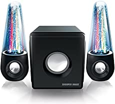 Sharper Image Tower Speaker Review Great Portable Speakers