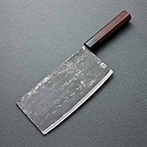 """TAKEDA AOGAMI SUPER CHINESE CLEAVER LARGE 240MM (9.4"""")"""