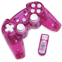 Performanced Designed Products LLC PDP Rock Candy Wireless Controller, Pink - PlayStation 3