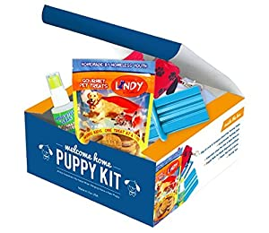 Pet Supplies : Welcome Home Puppy Kit- Essential Item ...