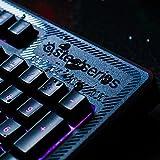 SteelSeries Apex 150, Gaming Keyboard, 5 Zone RGB