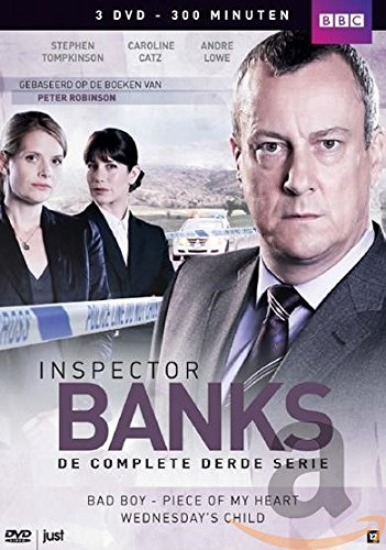 plete Series 3) - 2-DVD Box Set ( DCI Banks ) ( Wednesday's Child / Piece of My Heart / Bad Boy ) [ NON-USA FORMAT, PAL, Reg.0 Import - Netherlands ] ()