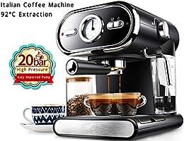 ZGZXD Máquina de café Italiana, Cafeteras Espresso semiautomática ...