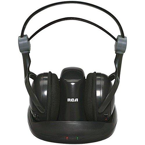 rca 900 mhz wireless headphones - 4