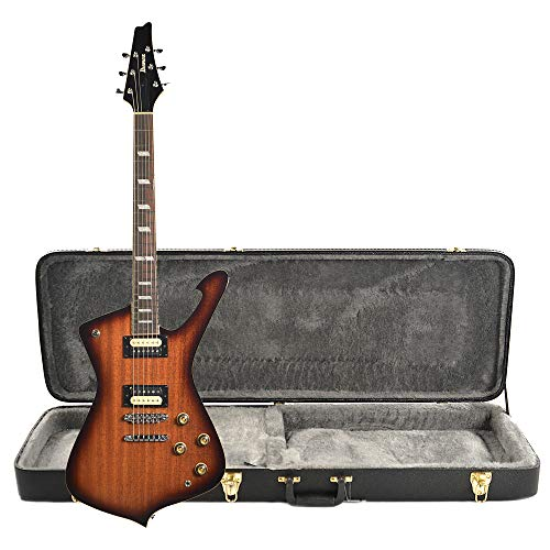 Ibanez IC520VBS Iceman 520 Vintage Brown Sunburst w/Ibanez for sale  Delivered anywhere in USA