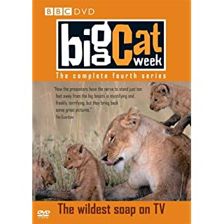 Big Cat Week - Series 4 [Import anglais]