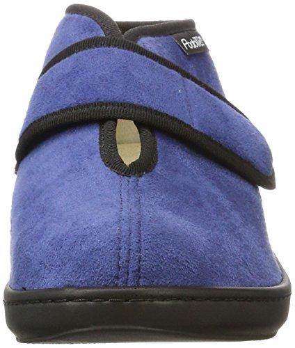 Blau Podowell Pantofole adulto A Alto Collo Donuts Unisex jean xwvRq0apw