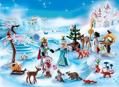 Christmas Advent Calendar Playmobil 9008