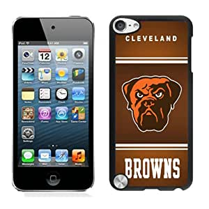 Cleveland Browns Ipod Touch 5th Case Custom Cover For NFL Fans By CooCase