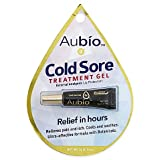 Aubio .11 oz. Cold Sore Treatment Gel