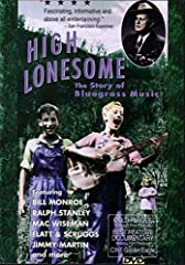 This 95 minute DVD feature film traces the evolution, from folk roots in the Kentucky hills through innovations which shaped modern forms. Over 100 songs by Bill Monroe, Stanle y Brothers, Mac Wiseman, Jimmy Martin, Flatt & Scruggs, Osb o...