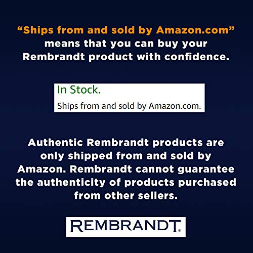 Rembrandt Intense Stain Whitening Toothpaste, Mint Flavor, 3.5-Ounce (2 Pack)