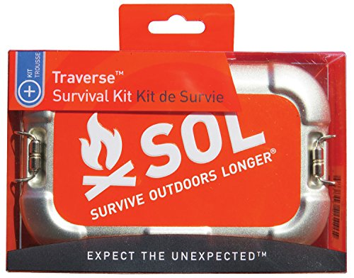 (S.O.L Survive Outdoors Longer Traverse)
