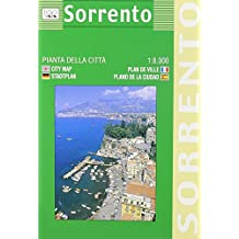 Sorrento City Plan: With Historical Notes and Tourist Info