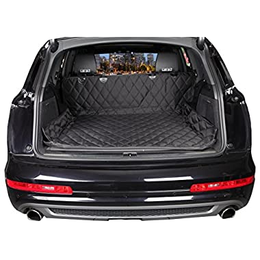 SUV Cargo Liner - Lifetime Warranty - (Black Small)