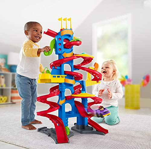 51uIBFrPFsL - Fisher-Price Little People Take Turns Skyway