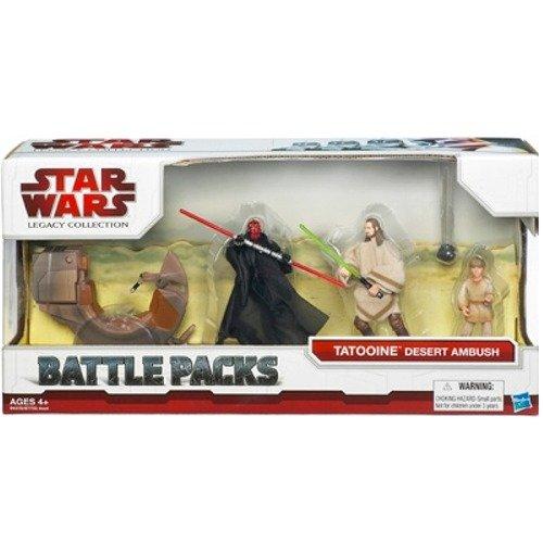 Star Wars Legacy Collection Battle Packs - Tatooine Desert Ambush