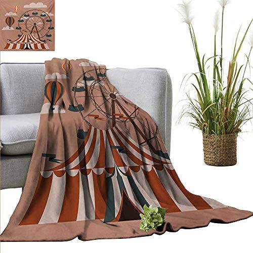 Christmas Living Room/Bedroom Warm Blanket Joy Love and Peac