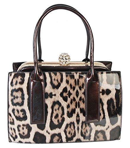 rimen-co-faux-pu-leather-doctor-womens-purse-handbag-bm-2532-ciffee
