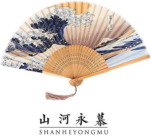 Ventilador chino ventilador plegable ventilador plegable lindo ...