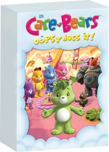 Care Bears: Oopsy Does It! Amazoncom Care Bears Oopsy Does It DVD Toy Ashleigh Ball