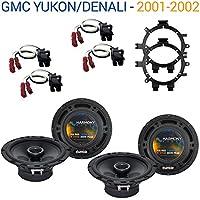 GMC Yukon/Denali 2001-2002 OEM Speaker Replacement Harmony R5 R65 Package New