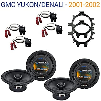 Fits GMC Yukon/Denali 2001-2002 OEM Speaker Replacement Harmony R5 R65  Package New