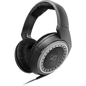 Sennheiser HD 439 - Auriculares de diadema cerrados, color negro