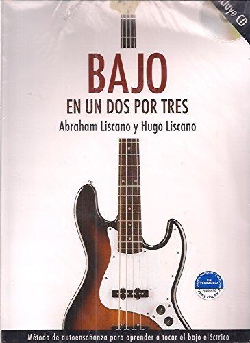Bajo En Un Dos Por Tres (Spanish) Paperback – 2013