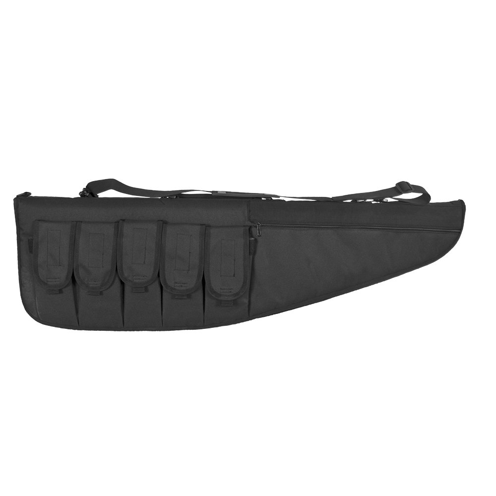 Fox Outdoor Products 3 42-Inch Assault Rifle Case, Black