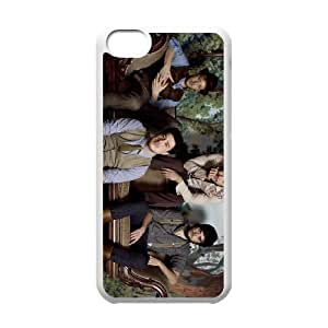 Preview Mumford And Sons.Jpeg Iphone 5C Cell Phone Case White JN802040