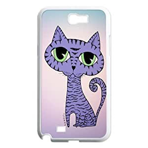 Cute and Lovely Cat Wholesale DIY Cell Phone HTC One M8 , Cute and Lovely Cat HTC One M8 Phone Case