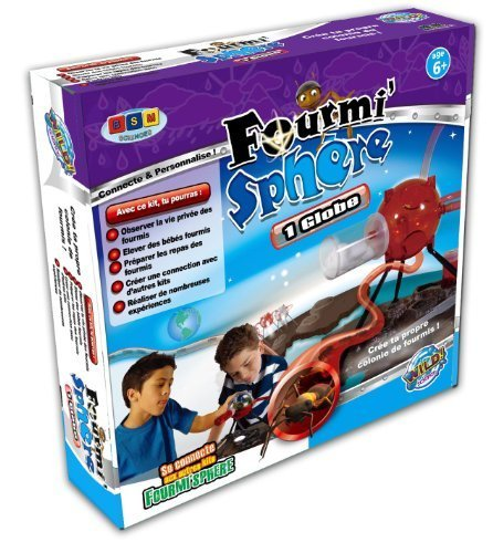 Wild Science Ant-O-Sphere Starter Set (Ant Farm Age Space)