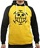 Special cosplay costume ONE PIECE one piece Trafalgar Law style long-sleeved T-shirt size L Parker costume, cosplay (japan import)