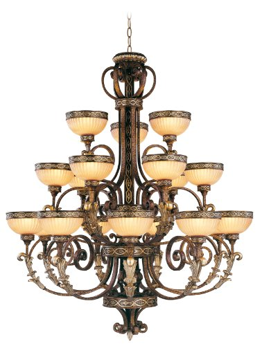 Livex Lighting 8539-64 Seville Chandelier