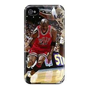 Great Hard Phone Cases For Iphone 6plus (tVI12524jFDC) Provide Private Custom Lifelike Air Jordan Pattern
