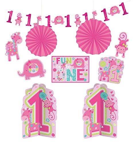 Amsca (Birthday Party Decorating Ideas)